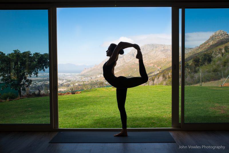 Yoga Fitness shoot with Bianca Mcharg